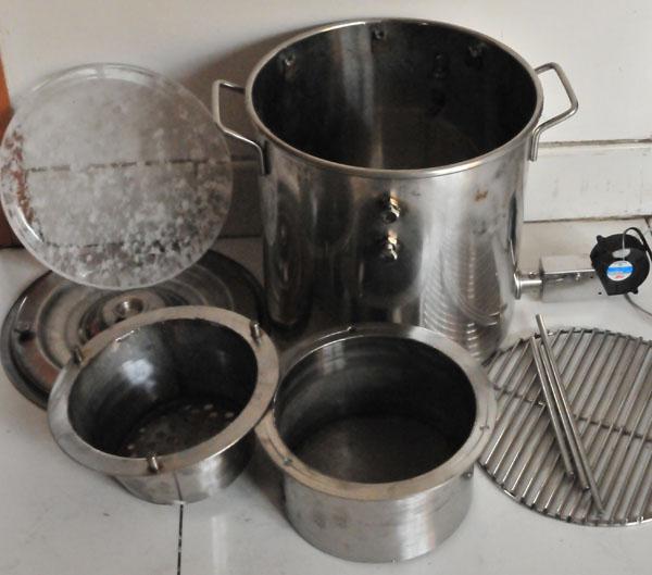 Revised Pbc Pit Barrel Cooker Or Uds Ugly Drum Smoker